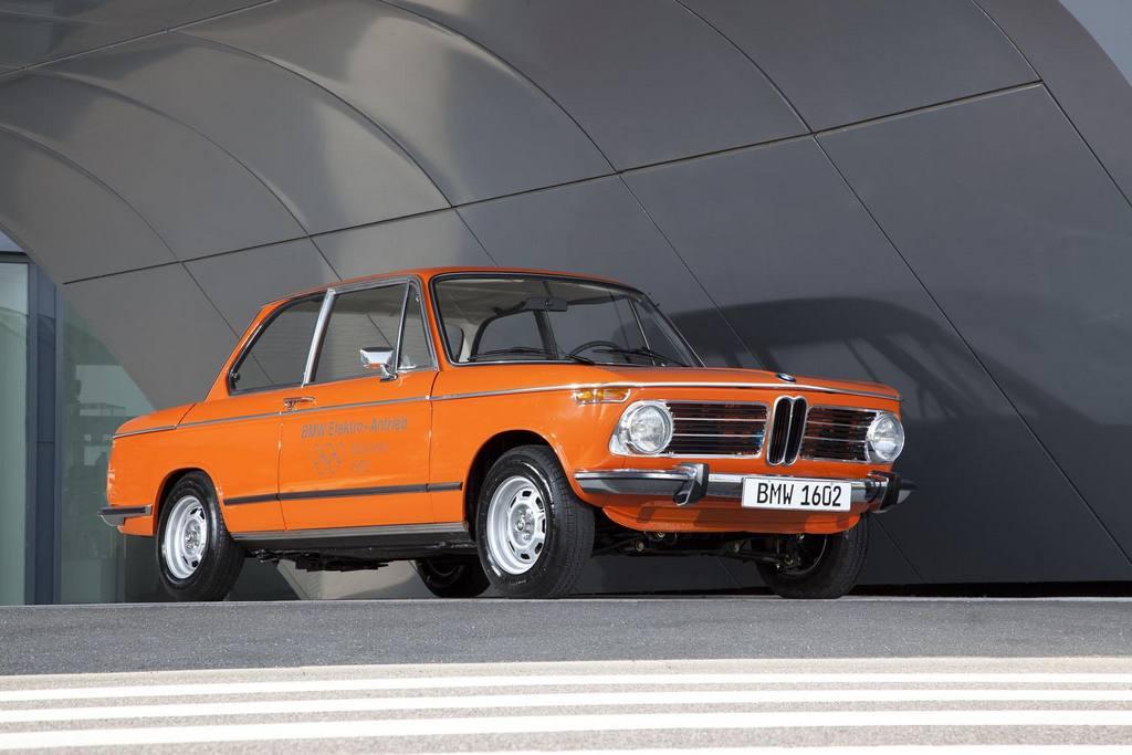 El BMW 1602 Electric supuso para la marca el avance y camino que hoy es la realidad de la marca alemana.