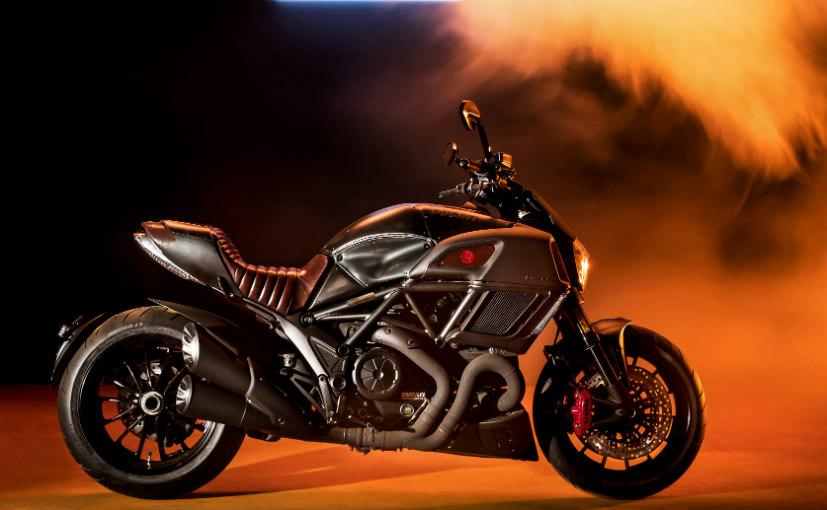 El demonio de Ducati se representa con la Diavel Diesel, exclusiva, limitada y artesanal.