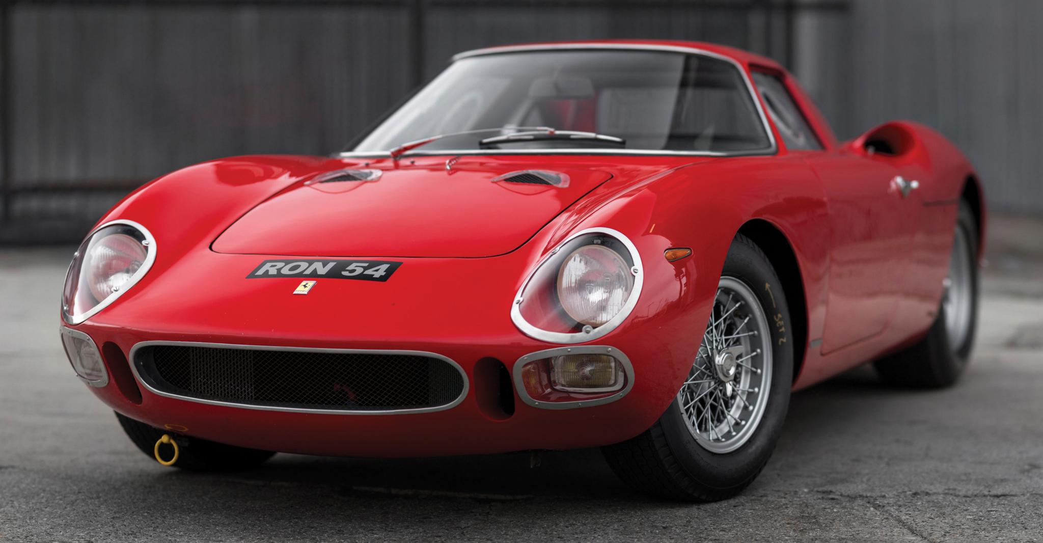 El Ferrari 250 LM fue uno de los modelos más representativos y triunfadores de la fábrica de Manarello.