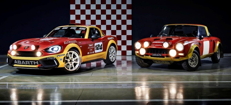 Fiat y Abarth vuelven a los rallyes de asfalto en España con Álvaro Muñiz como piloto y SMC Júnior Motorsport como preparador apoyados por Afrasa.