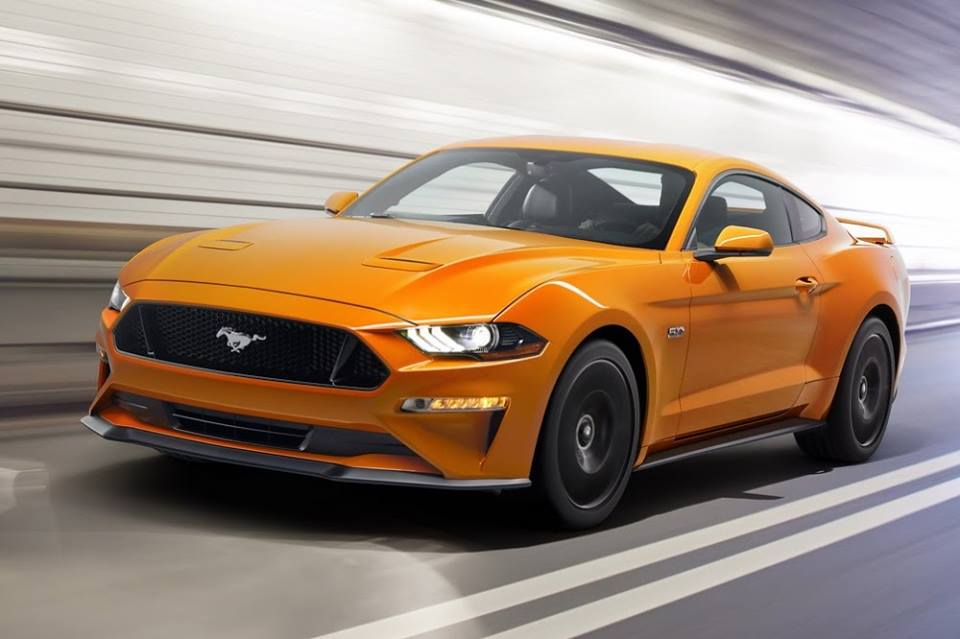 El nuevo Ford Mustang se aleja del recuerdo y se acerca a la innovación deportiva y al diseño actualizado.