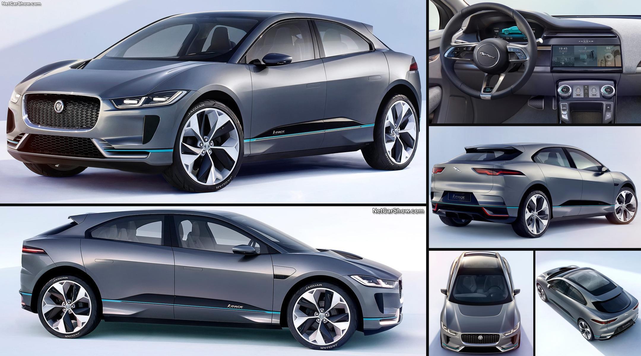 Prestaciones eléctricas y desarrollo tecnológico para el Jaguar I-PACE más eléctrico de la marca.