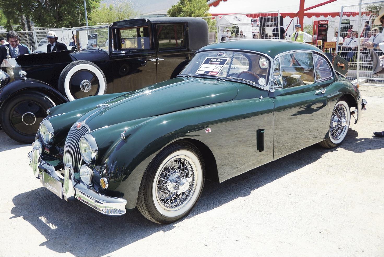 Los modelos Jaguar XK, fueron los deportivos más puristas de la marca y el XK 150, el último de la serie.