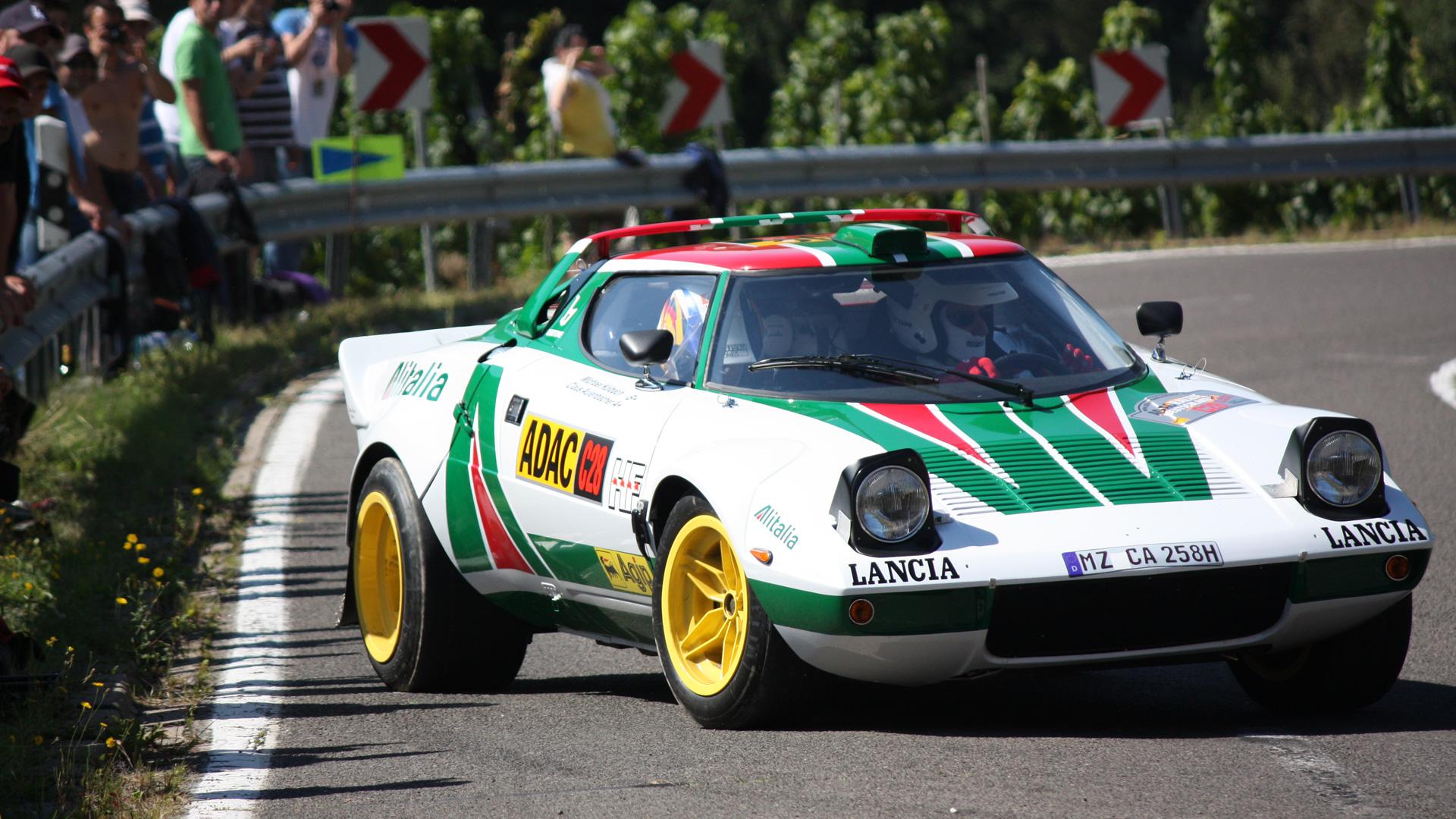 El Lancia Stratos sigue siendo considerado como uno de los coches de Rallye más importantes de la historia.