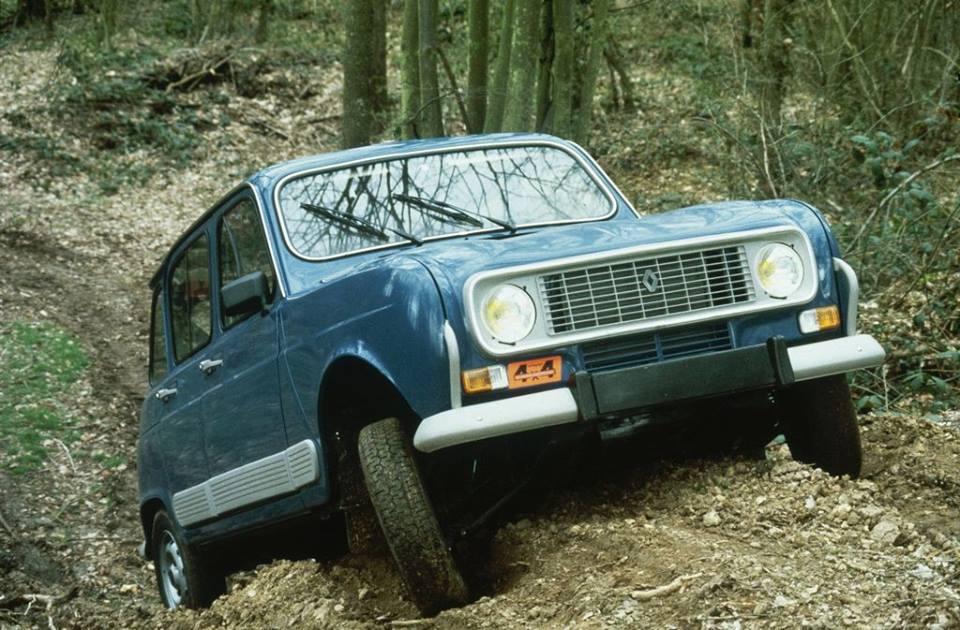 El Renault 4, fue tan popular e innovador, que tuvo un significado relevante en el fabricante francés.