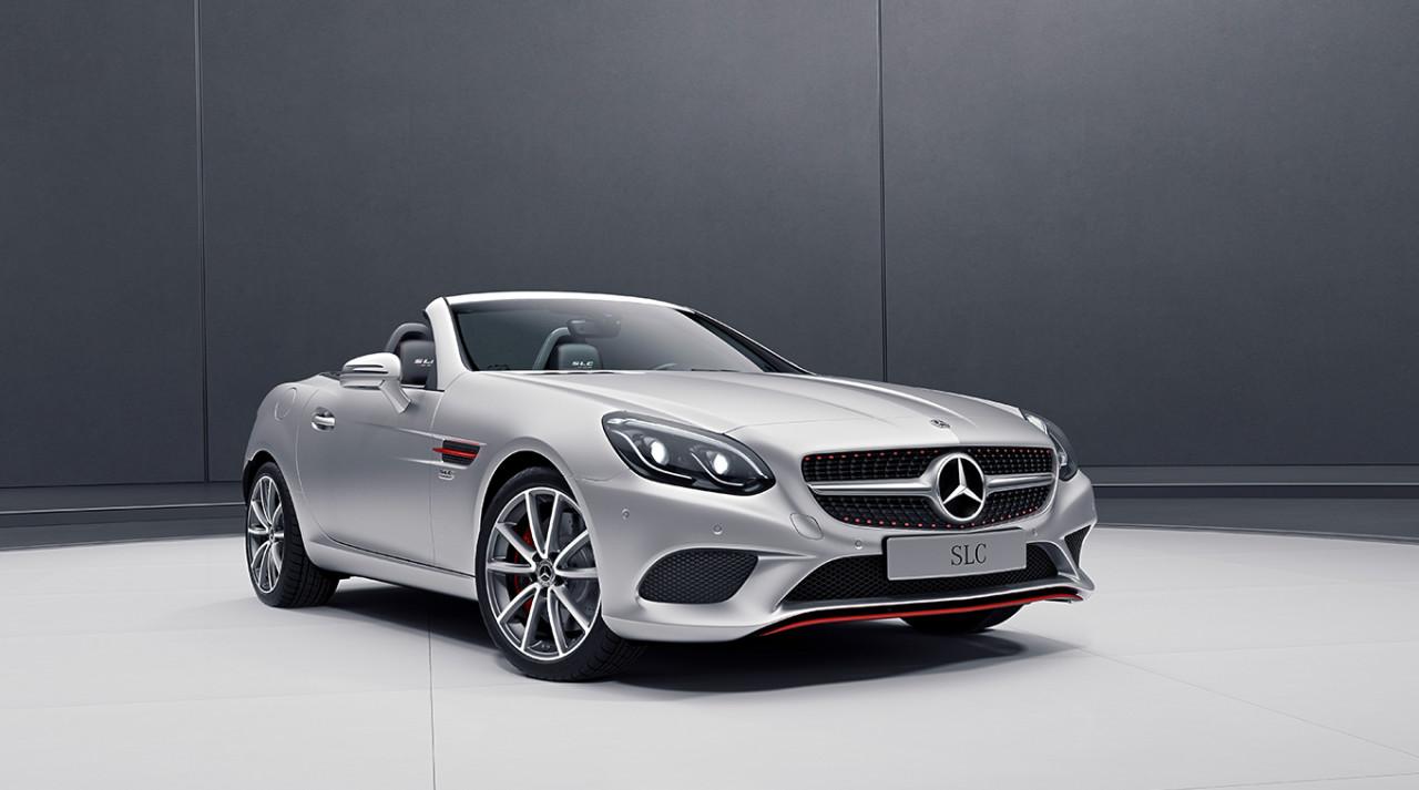 Lujo, elegancia suprema y altísima calidad rodea al modelo descapotable de Mercedes en esta edición especial y específica.