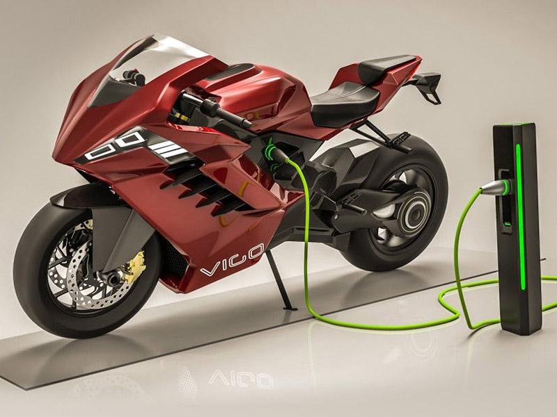 La VIGO se podría convertir en la moto eléctricamás deportiva y revolucionaria de las existentes contando con prestaciones de autentica SuperBike.