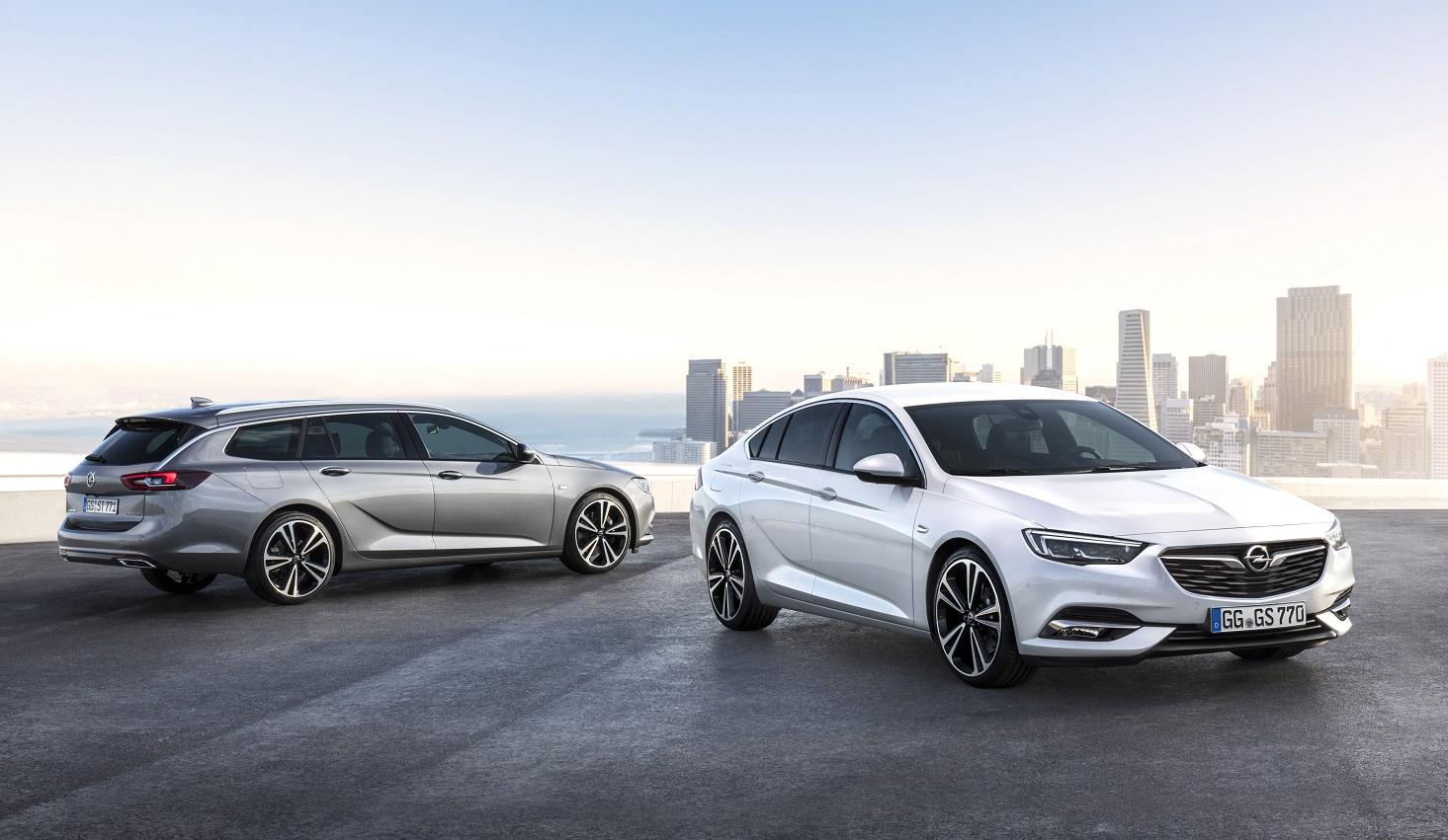 Más espacio, deportividad absoluta y todos los sistemas tecnológicos. De conectividad y de seguridad presentes en el nuevo Opel Insignia y la versión familiar Sport Tourer.