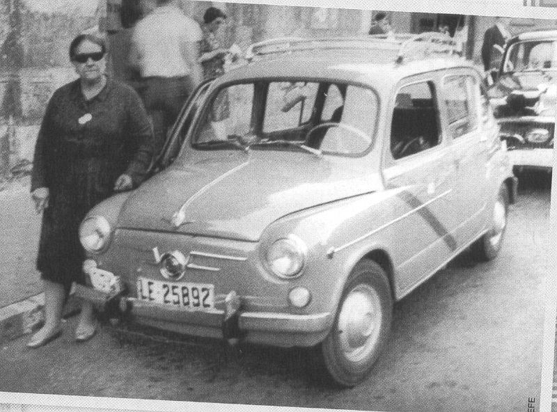 La leonesa Piedad Álvarez Rubio fue la primera mujer taxista de España en tiempos de la II Republica, lo que supuso toda una revolución en el ámbito de la mujer trabajadora.