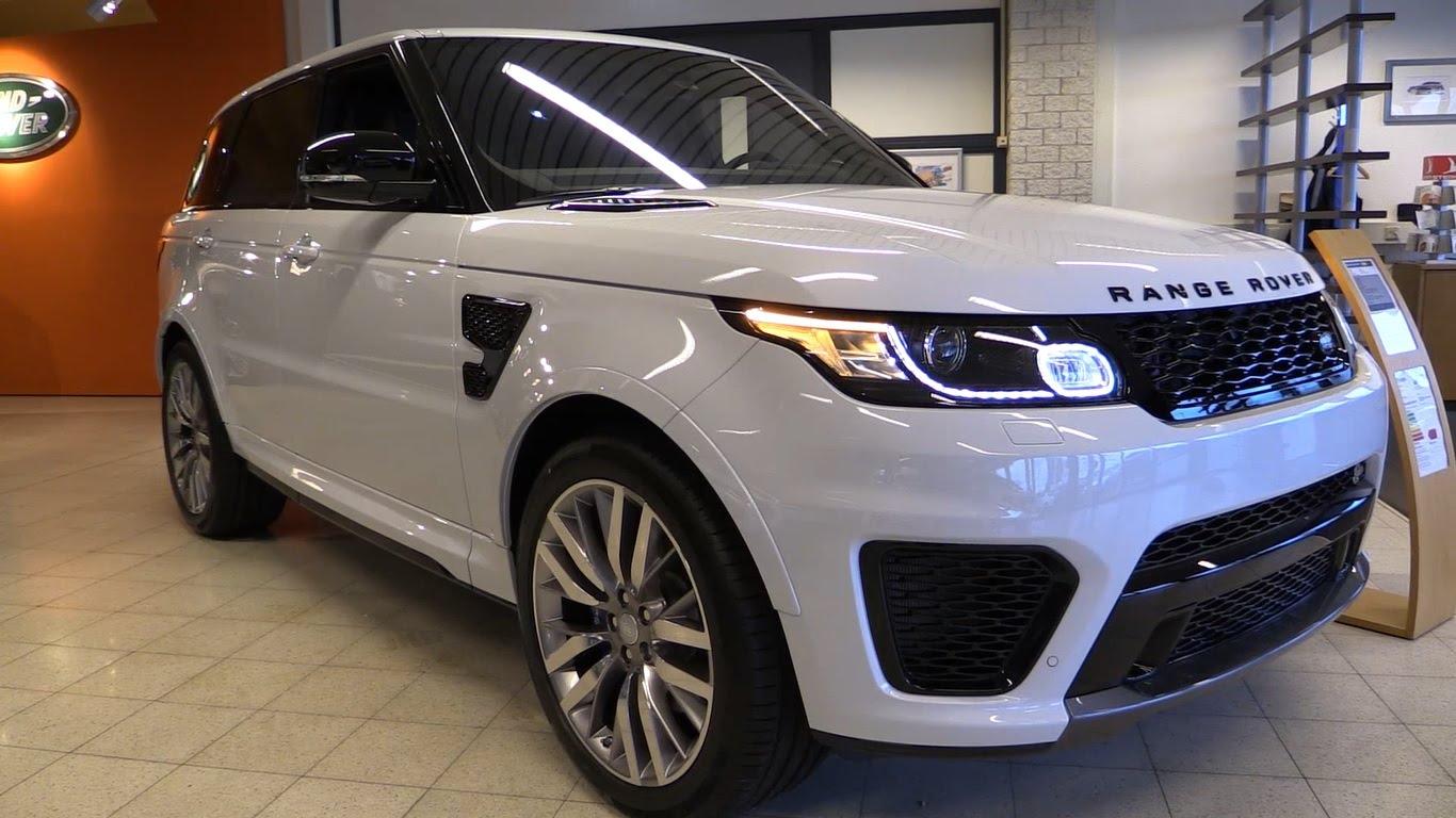 Domar esta bestia y controlar su poder no será tarea fácil. El Range Rover Sport SVR es el modelo de la marca más potente y salvaje de toda su gama.