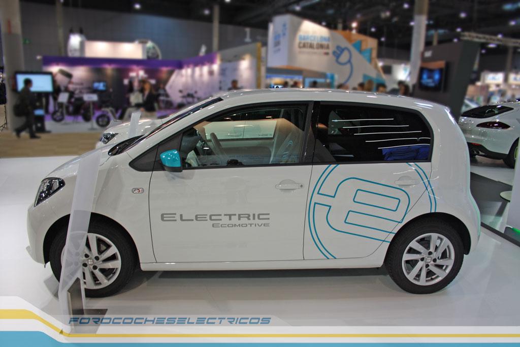 El pequeño ecológico de Seat será el primer eléctrico de la marca español al cien por cien.