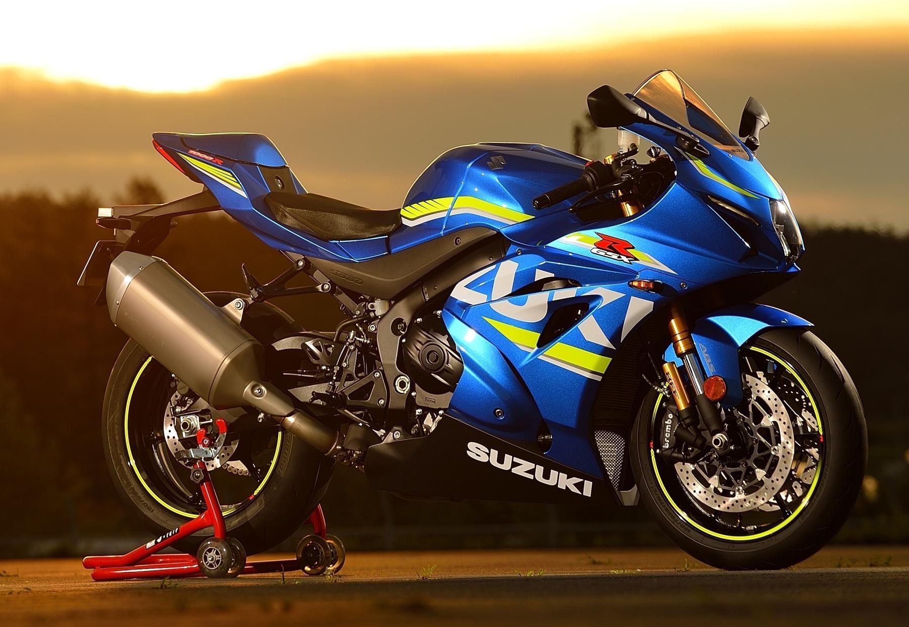 La experiencia en la competición se refleja en la nueva Suzuki GSX-R1000, más potente y ligera que nunca, además de más eficaz y deportiva.