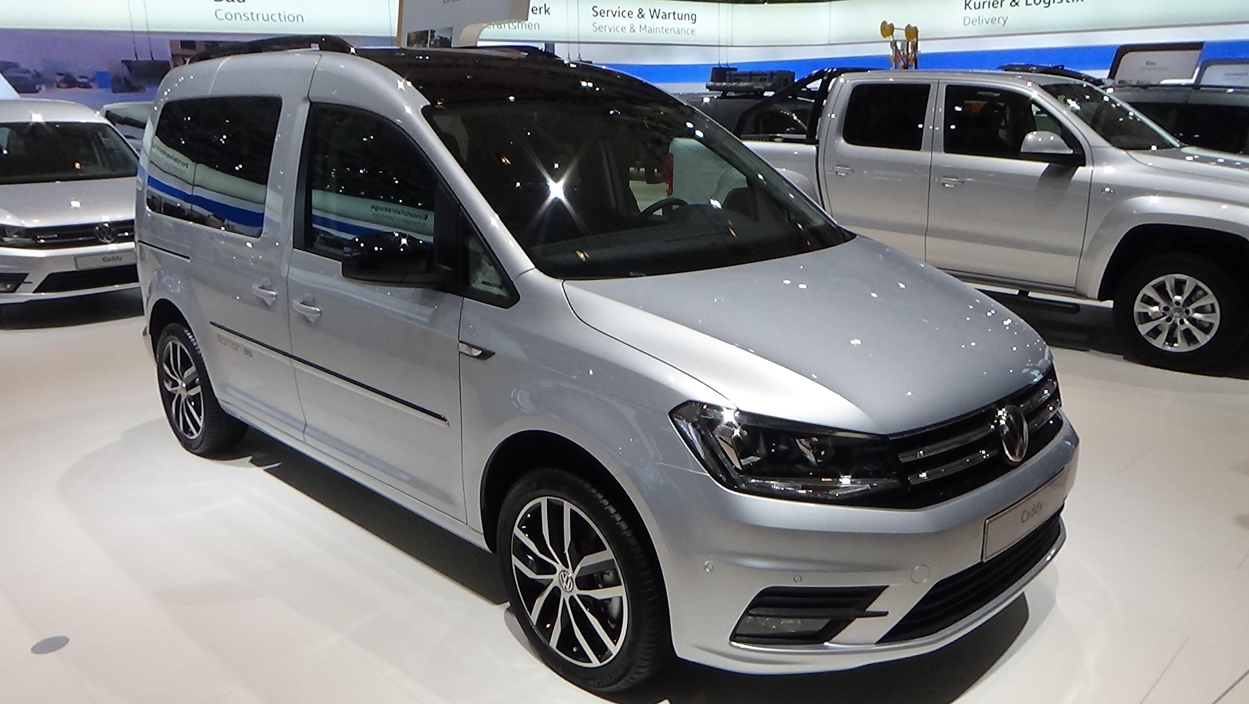 Rediseñado en su reconversión para ser comercial y más turístico con nuevos sistemas de seguridad y de conducción que afiancen su presencia en el mercado después de vender más de 1.5 millones de unidades en el mundo del Caddy.