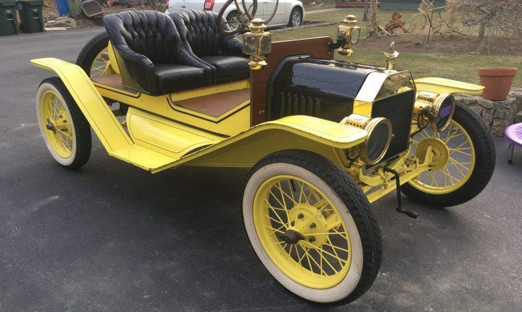 Bello y cargado de accesorios artesanales, el Model T Speedster levanta pasión en la actualidad y se considera un clásico exclusivo y particular.