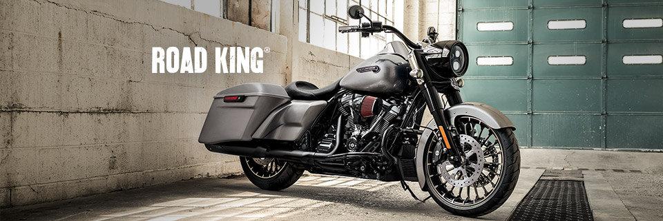 La Harley-Davidson Road King Special es un modelo para la nostalgia, actualizado para ser versátil y exhibir lo que fue en los años 60 para disfrutar hoy.