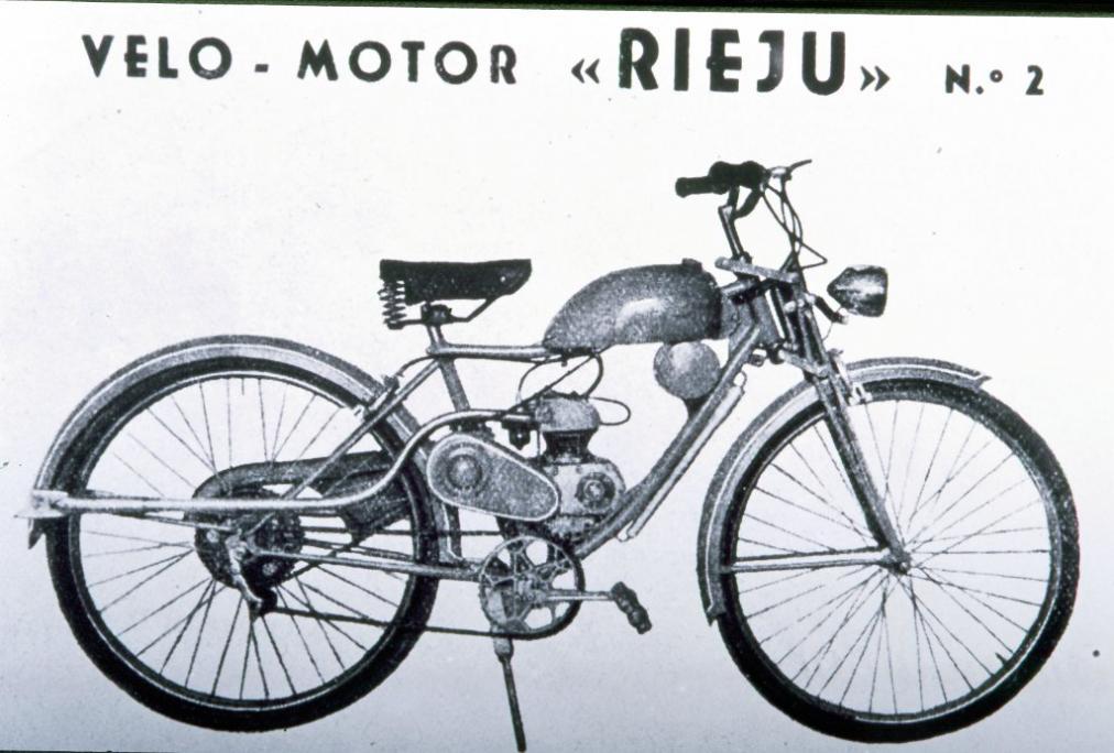 Un proyecto que partió de un sueño y que se hizo realidad hasta estos días. RIEJU, fue y es un ejemplo de la historia empresarial en el sector de la motocicleta.