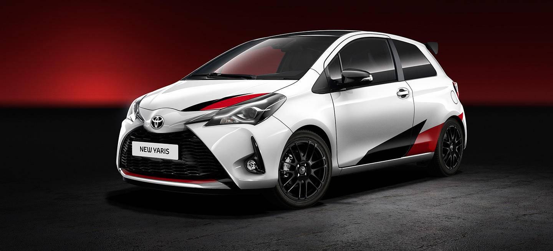 El Toyota Yaris GRNM es una versión vitaminada directamente concebida para ofrecer las sensaciones cercanas a las del modelo del Mundial de Rally.