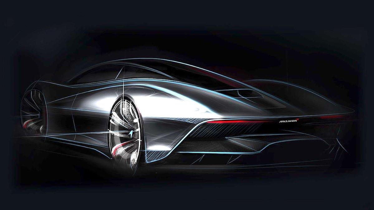 Mucha potencia combinada, configuración de uno más dos, lujo y edición limitada a 106 hiperdeportivos que McLaren fabrica para disfrutar de las carreteras.