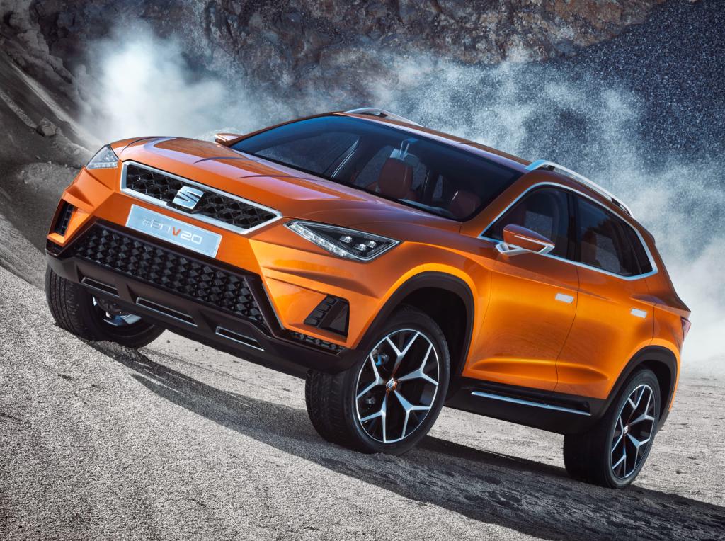 SEAT anuncia la llegada de un nuevo SUV de hasta siete plazas que alarga el concepto del Ateca y aumenta la capacidad de espacio para más pasajeros.