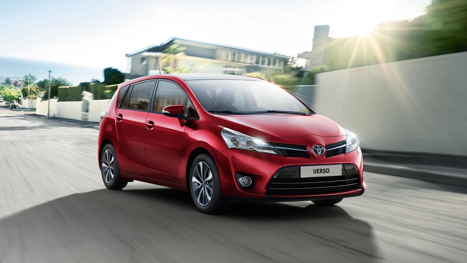 Tecnología, espacio y estilo se mezclan en el Toyota Verso, uno de los monovolumen más apreciados y fiables del mercado.