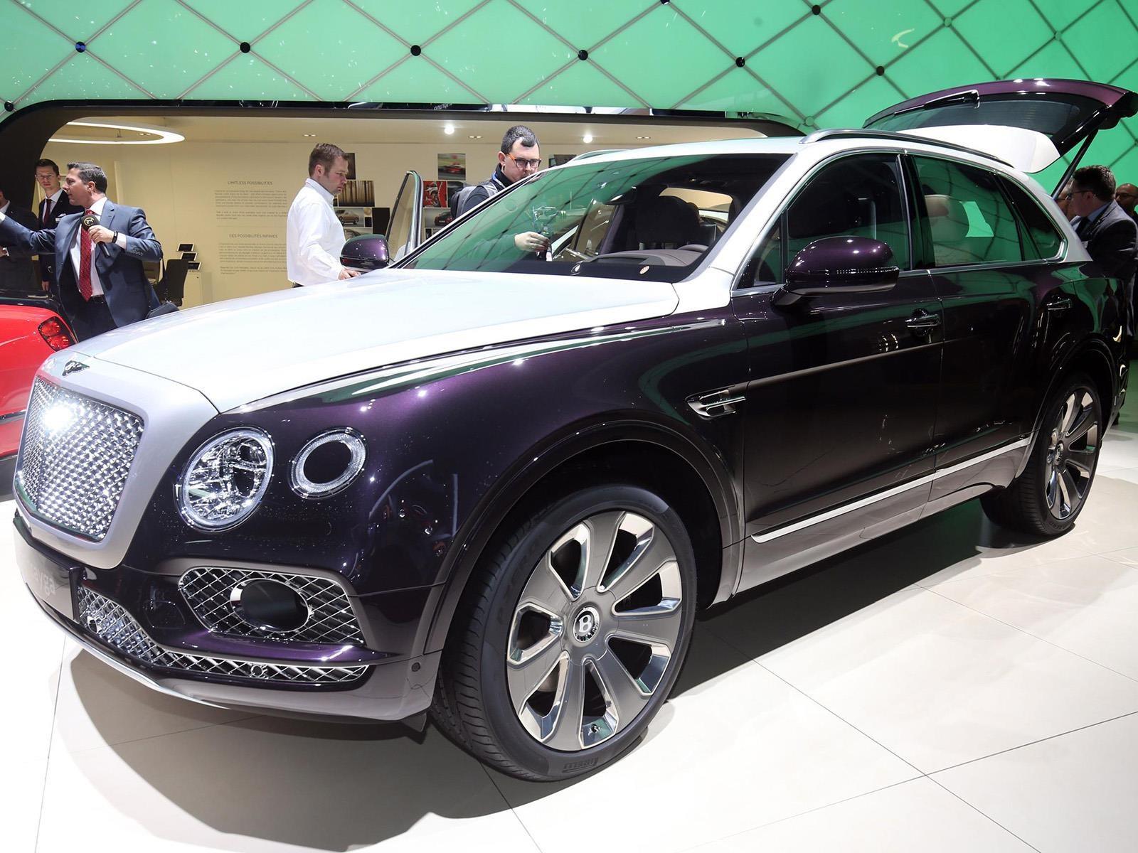 Exclusividad, diseño de lujo y joyería son algunas de las peculiaridades del Bentley mas valioso al que solo podrán optar cincuenta afortunados y exclusivos propietarios.
