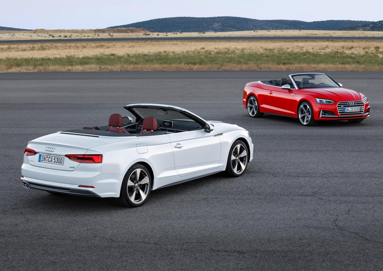 El tercer miembro de la familia convierte el cielo en su lugar de encuentro con los sueños, la tecnología y la libertad que proporciona este cabrio de Audi.