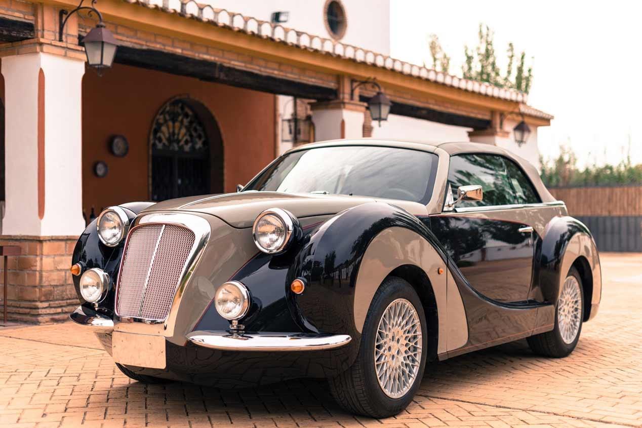 La empresa granadina Hurtan cumple 25 años y para celebrarlo aumenta sus modelos y ofrece la exclusividad de sus nuevas apuestas. Además trabaja en el proyecto del coche de lujo cien por cien eléctrico que podría producirse en Linares- Jaén.