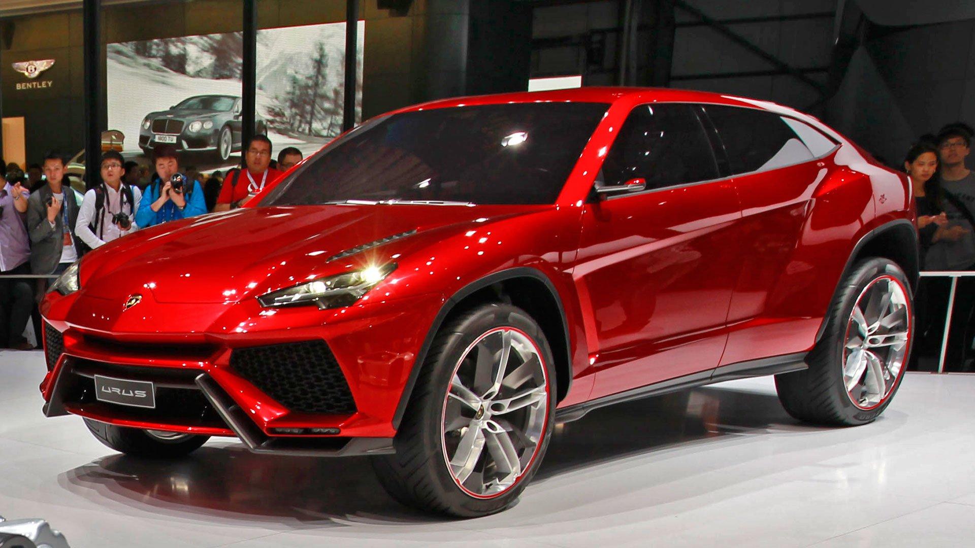 El Lamborghini Urus se sitúa entre los mundos del lujo y la deportividad donde accede a nuevas posibilidades de mercados y clientes.