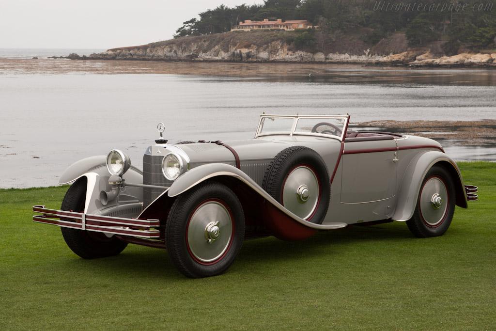 Lujo extremo en esta joya de Mercedes que vivió los locos años veinte y que en la actualidad se ha subastado por una cifra astronómica siendo el último superviviente del modelo.