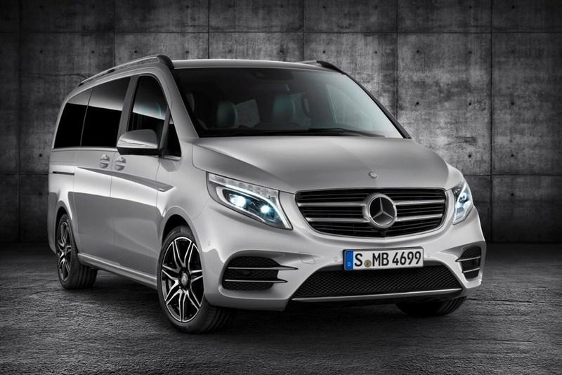 Espacio amplio, deportividad en su concepto y la firma de AMG en la Clase V de Mercedes para los que buscan algo más que el lujo y los detalles sin renunciar a las sensaciones racing.