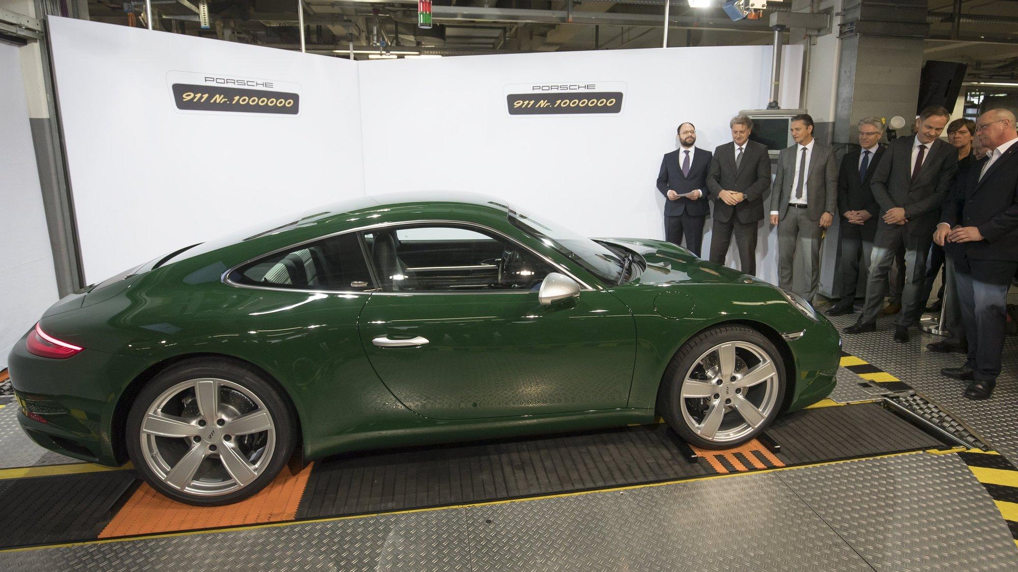 Un millón de Porsches desde que este icono viera la luz. Muy pocas marcas pueden presumir de este nuevo de unidades y del éxito y admiración que suscitan estos deportivos.