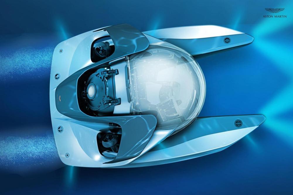 El lujo y la devoción por lo exclusivo unen a Aston Martin y Triton Submarines LLC en el Project Neptuno para la realización de este emocionante proyecto único bajo las aguas.