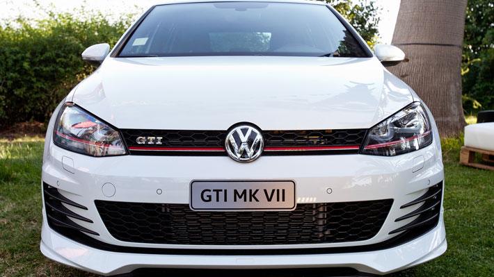 GOLF-MK VII