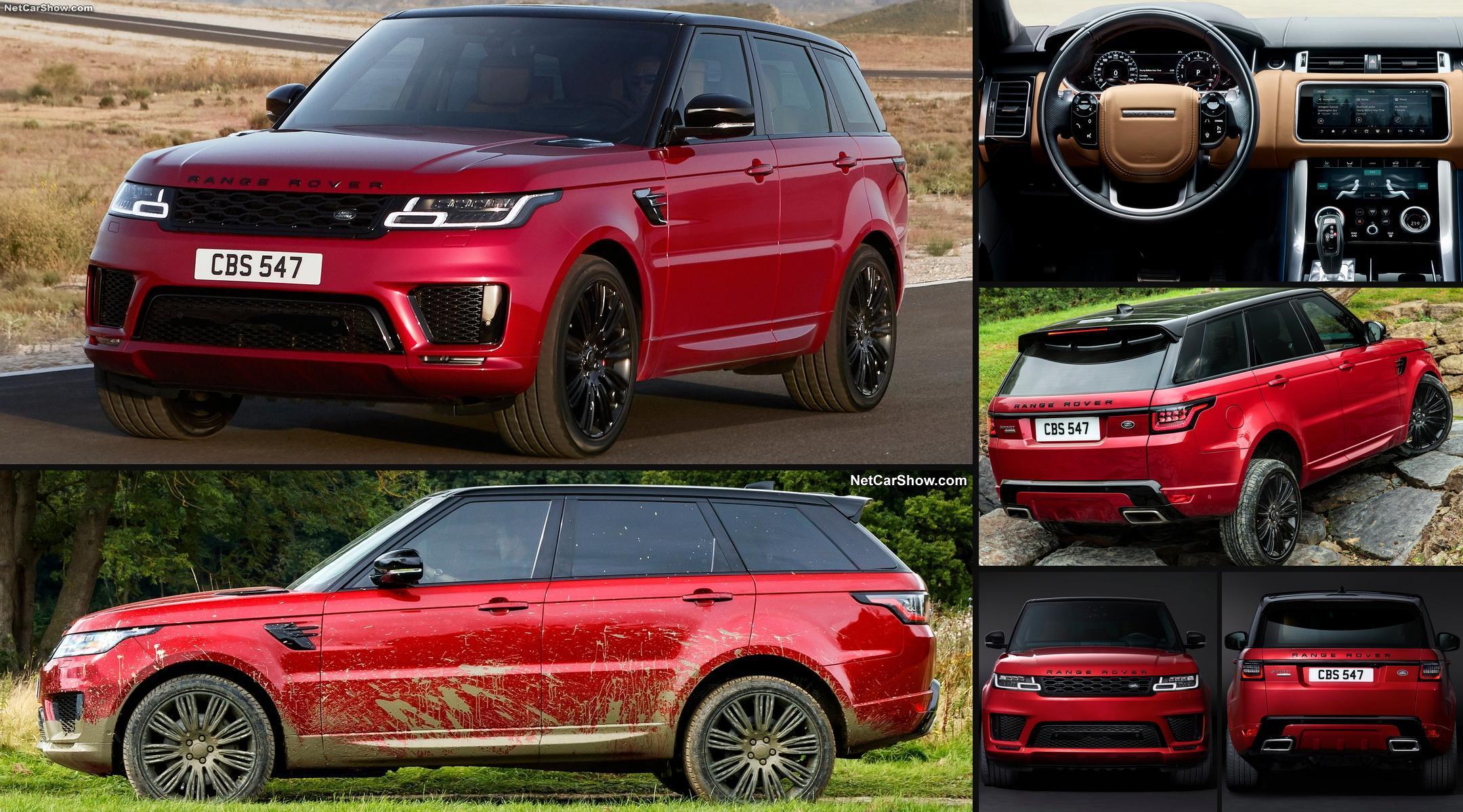 El fabricante británico vuelca en el Range Rover Sport toda la modernidad y será el primer modelo en utilizar la tecnología hibrida enchufable.