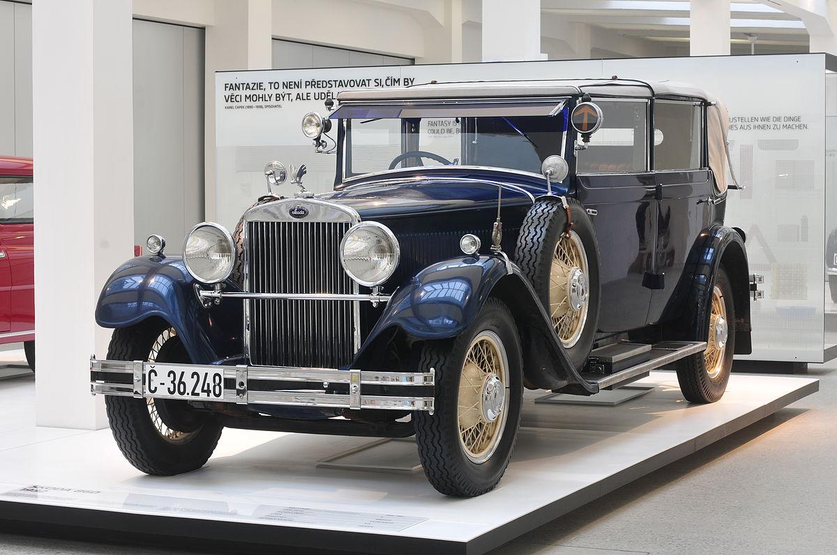 El lujoso Skoda 860 tuvo una producción limitada de las cuales solo tres siguen vivas siendo un vehículo del segmento de gran lujo solo al alcance de millonarios.