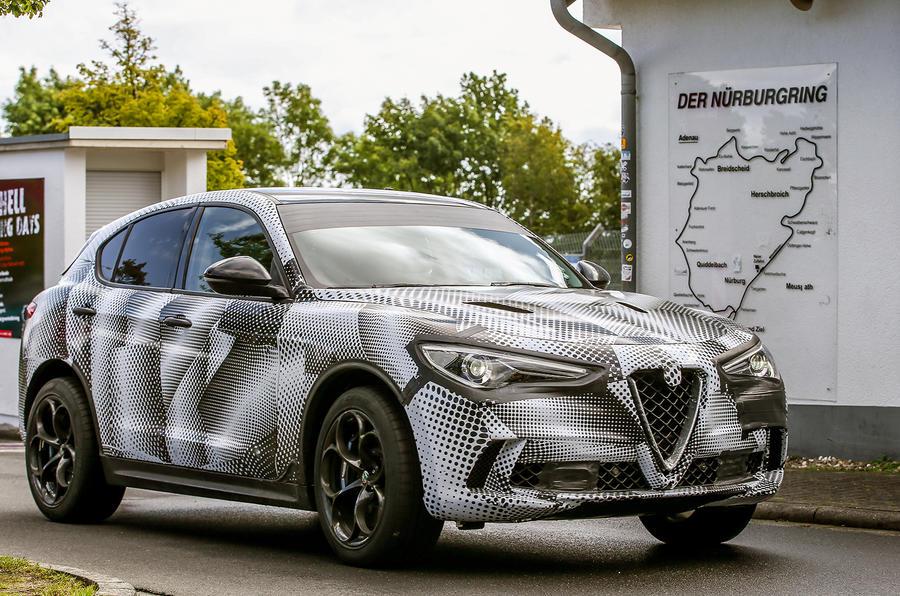 Alfa Romero ha aceptado el desafió de crear un automóvil con la combinación perfecta de prestaciones dinámicas de conducción de autentico deportivo. El Stelvio Quadrifoglio es la culminación de esta obra de arte deportiva.